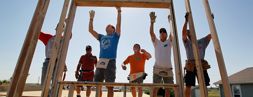 Ogren Construction Named Cumberland County Habitat for Humanity Volunteer of the Year